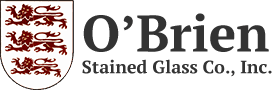 O'Brien Stained Glass Co. Logo
